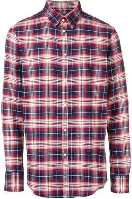 DSQUARED2 checked plaid shirt