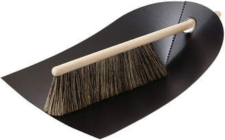 Normann Copenhagen Dustpan & Broom - Black
