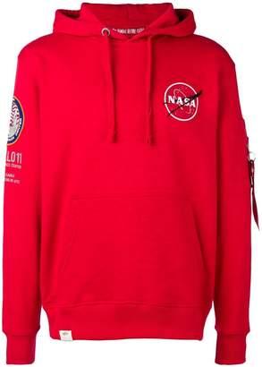 Alpha Industries hooded sweatshirt