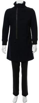 G Star Asymmetrical Wool Coat