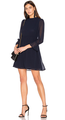 Line & Dot Renee Babydoll Dress $110 thestylecure.com