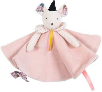 Moulin Roty Il Etait Une Fois Pink Mouse Comforter
