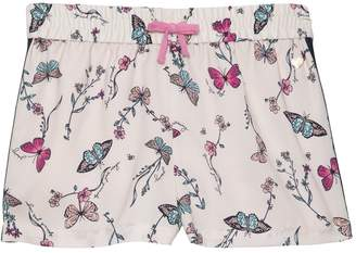 Juicy Couture Butterfly Garden Satin Short for Girls