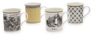 Villeroy & Boch Audun Assorted Mugs