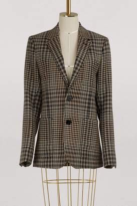 Ami Tartan jacket