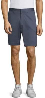 Theory Bayliss Cotton Shorts