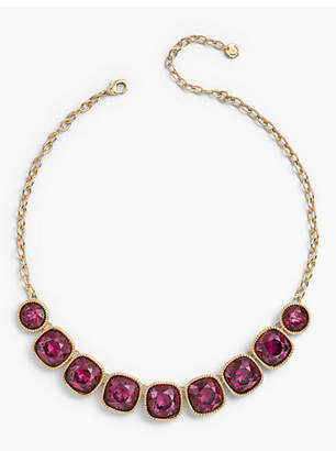 Talbots Encrusted Necklace