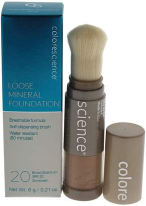 Colorescience Loose Mineral Foundation Brush SPF20 - Tan Natural - 6g/0.21oz