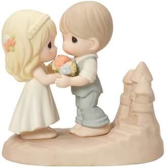 Precious Moments Loving You Is A Dream Come True Couple Figurine