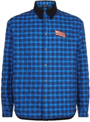 N°21 N 21 Check Trucker Jacket