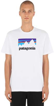 Patagonia Shop Sticker Responsibili-Tee T-Shirt