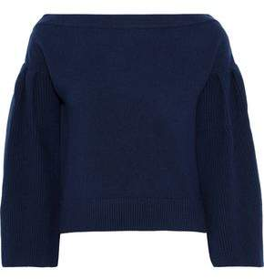 Carolina Herrera Ribbed Cashmere Sweater