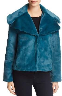 Yumi Kim Park City Faux-Fur Jacket