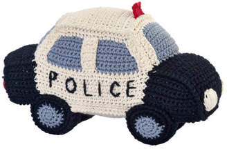 Anne Claire Hand Crochet Police Car
