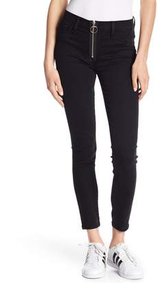 Olga Siwy Denim Hoop Accent Jeans
