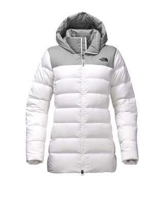 The North Face Womens Nuptse Ridge Parka