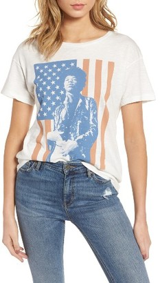 Women's Junk Food Jimi Graphic Tee $50 thestylecure.com