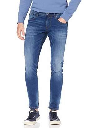 Tom Tailor NOS) Men's Culver Skinny Jeans, (Used Dark Stone Blue 10120), W34/L34