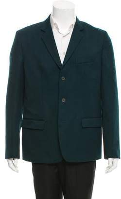 Marc Jacobs Wool Three-Button Blazer