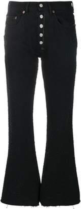 MM6 MAISON MARGIELA (エムエム6 メゾン マルジェラ) - Mm6 Maison Margiela boot cut jeans