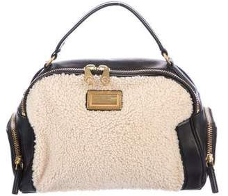 Marc by Marc Jacobs Shearling Merit Novelty Bag