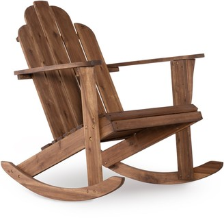 Linon Adirondack Rocking Chair