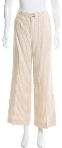 Carolina HerreraCarolina Herrera Striped Wide-Leg Pants