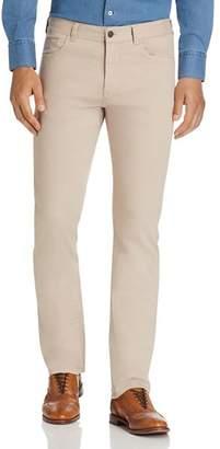 Canali Stretch-Cotton Classic Fit Five-Pocket Pants