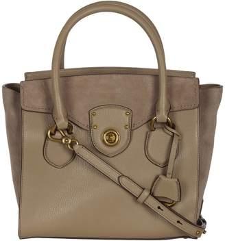 Ralph Lauren Medium Bowling Bag