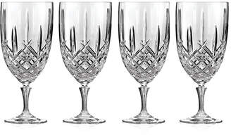 Marquis by Waterford Markham Iced Beverage Glasses, Set of 4