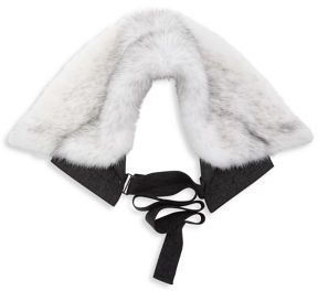 Jason Wu Mink Fur Collar $1,995 thestylecure.com