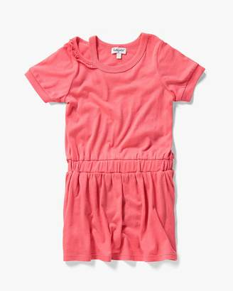 Splendid Little Girl Cold Shoulder Dress