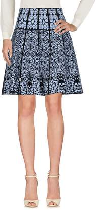 Philipp Plein Knee length skirts - Item 35348795QH