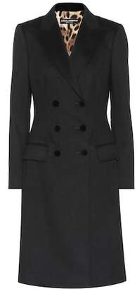 Dolce & Gabbana Wool and cashmere coat