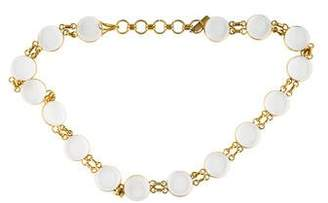 Givenchy Embellished Chain-Link Belt