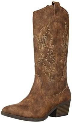 Madden-Girl Women's Banjo Western Boot