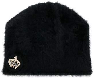Le Chapeau faux-fur beanie