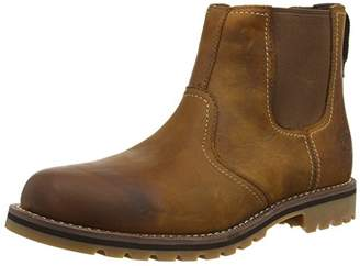 Timberland Larchmont, Men's Chelsea Boots, Brown (Brown), (41 1/2 EU)