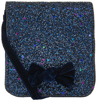Monsoon Giselle Glitter Mini Bag