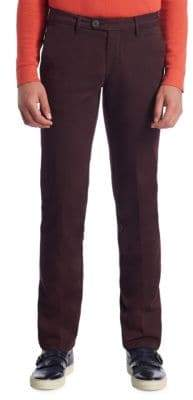 Saks Fifth Avenue Cotton Chino Pants