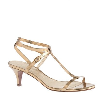 Gold Kitten Heel Sandals Australia - The Cutest Kittens