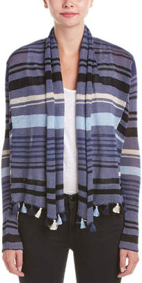 Calypso St. Barth Clora Linen Sweater