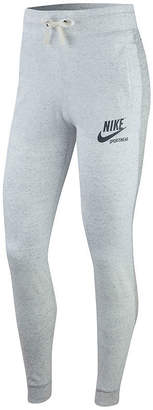 Nike Gym Vintage Colorblock Pant Womens Workout Pant