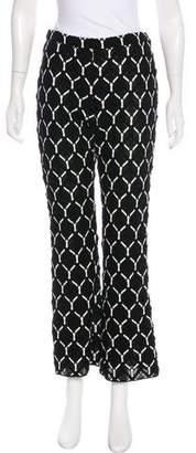 Giambattista Valli Mid-Rise Lace Pants w/ Tags
