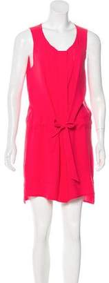 Rag & Bone Sleeveless Button-Up Dress