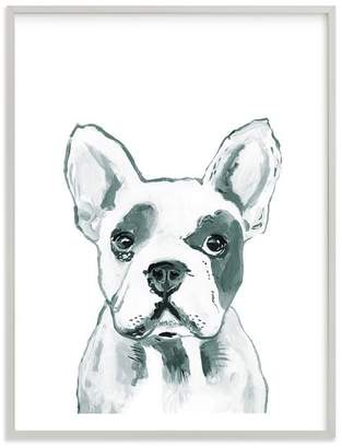 Pottery Barn Teen Hey Mr. Dog, Wall Art by Minted, 11&quotx14&quot, Gray