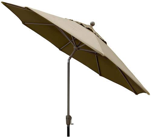 Comfort Classics Sunbrella Outdoor Market Umbrella