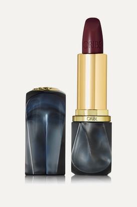 Oribe - Lip Lust Crème Lipstick - The Violet $42 thestylecure.com