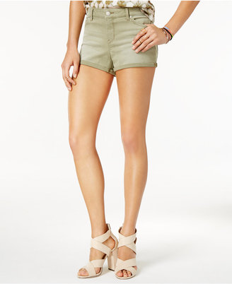 Jessica Simpson Forever Cuffed Denim Shorts $49.50 thestylecure.com