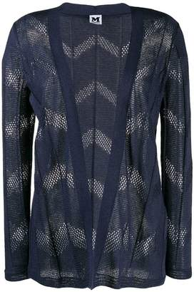 M Missoni perforated cardigan